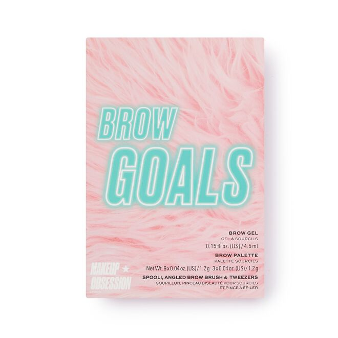 Makeup Obsession Brow Goals Kit