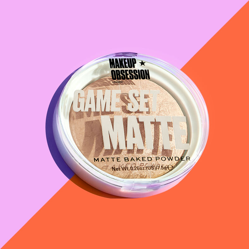 Game Set Matte - Matte Powder