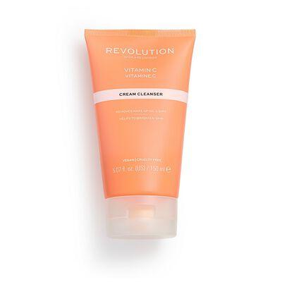 Revolution Skincare Vitamin C Glow Cream Cleanser