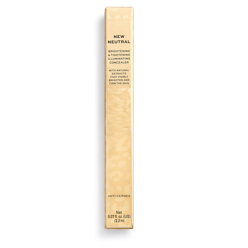 Brightening and Tightening Under Eye Concealing Wand Ivory