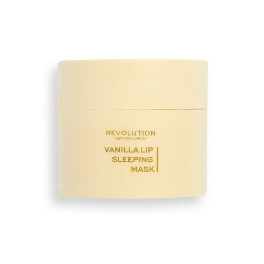 Revolution Skincare Vanilla Nourishing Lip Sleeping Mask