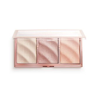 Precious Stone Highlighter Palette Rose Quartz