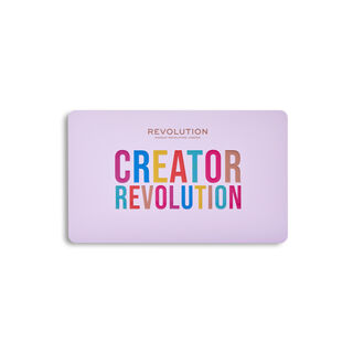 Creator Revolution Limitless Eyeshadow Palette Royal Colour