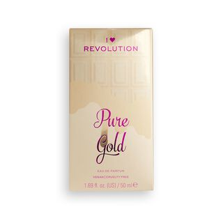 I Heart Revolution Pure Gold Eau De Parfum
