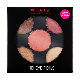 HD Eye foils Metallic 1