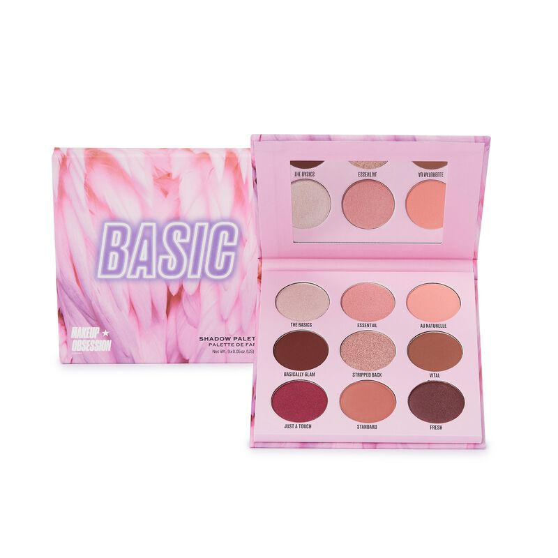 Makeup Obsession Basic Eyeshadow Palette