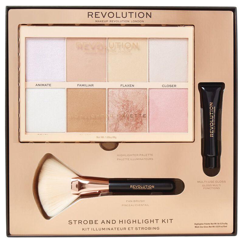 Strobe & Highlighting Kit