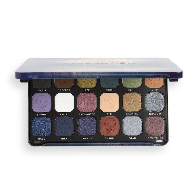 Makeup Revolution Forever Flawless Enchanted Eyeshadow Palette