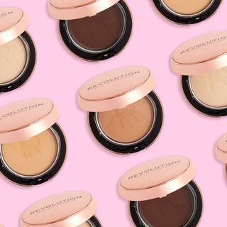 Makeup Revolution Conceal & Define Powder Foundation