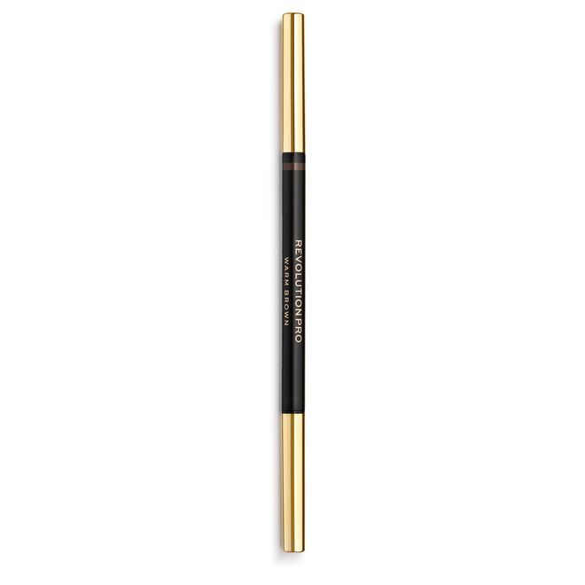 Define & Fill Micro Brow Pencil Warm Brown