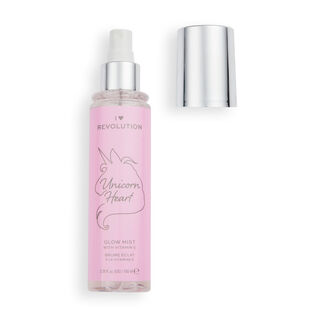 I Heart Revolution Unicorn Heart Glow Mist Setting Spray