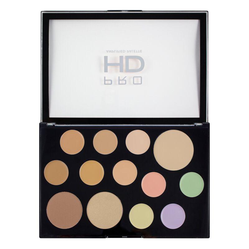 HD Palette - The Works Light/Medium