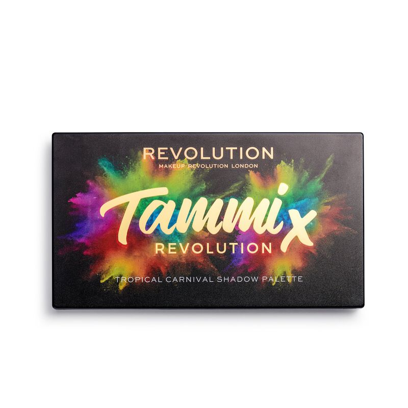 x Tammi Tropical Carnival Palette
