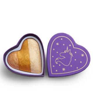 I Heart Revolution Midnight Unicorn Heart Highlighter