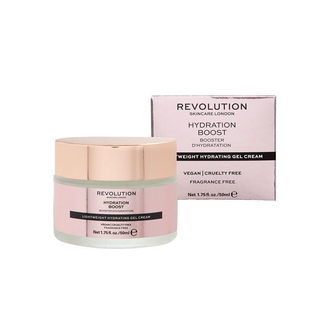 Revolution Skincare Hyaluronic Acid Hydrating Gel Moisturiser