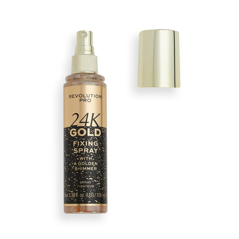 Revolution Pro 24K Gold Setting Spray