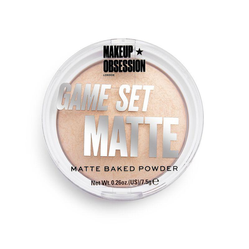 Game Set Matte - Matte Powder Cabo