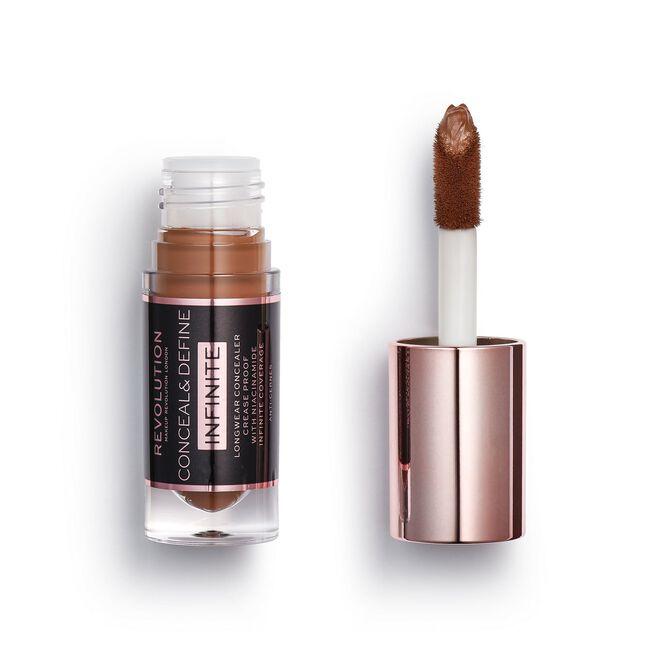 Makeup Revolution Conceal & Define Infinite Longwear Concealer (5ml) C15
