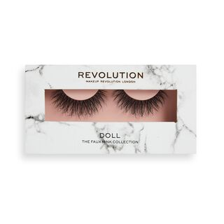 Makeup Revolution 3D Faux Mink Lashes Doll
