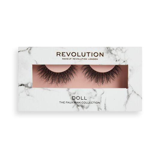 Makeup Revolution 3D Faux Mink Lashes Doll