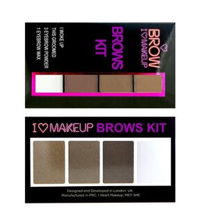 Brow Kit - I woke up this groomed