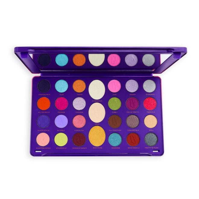 Makeup Revolution x Bratz Eyeshadow Palette