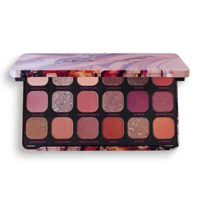 Makeup Revolution Forever Flawless Allure Eyeshadow Palette