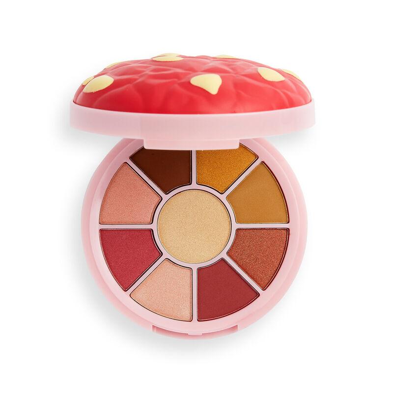 I Heart Revolution Red Velvet Cookie Eyeshadow Palette