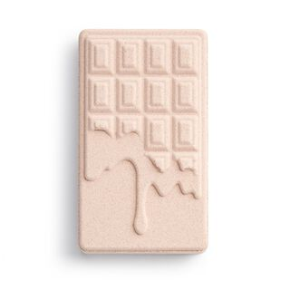 Chocolate Bar Bath Fizzer Rose