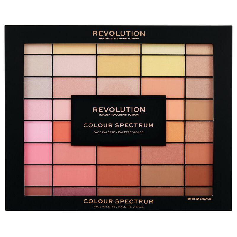 40 Colour Spectrum Palette