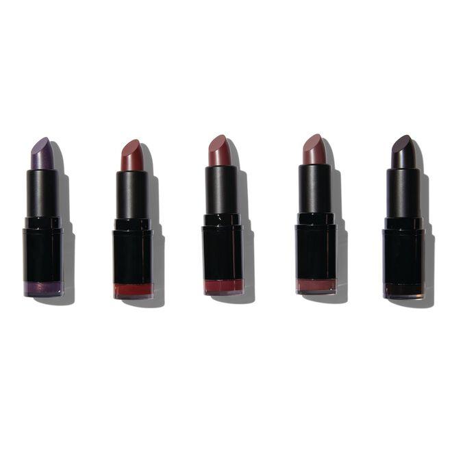 Lipstick Collection Matte Noir