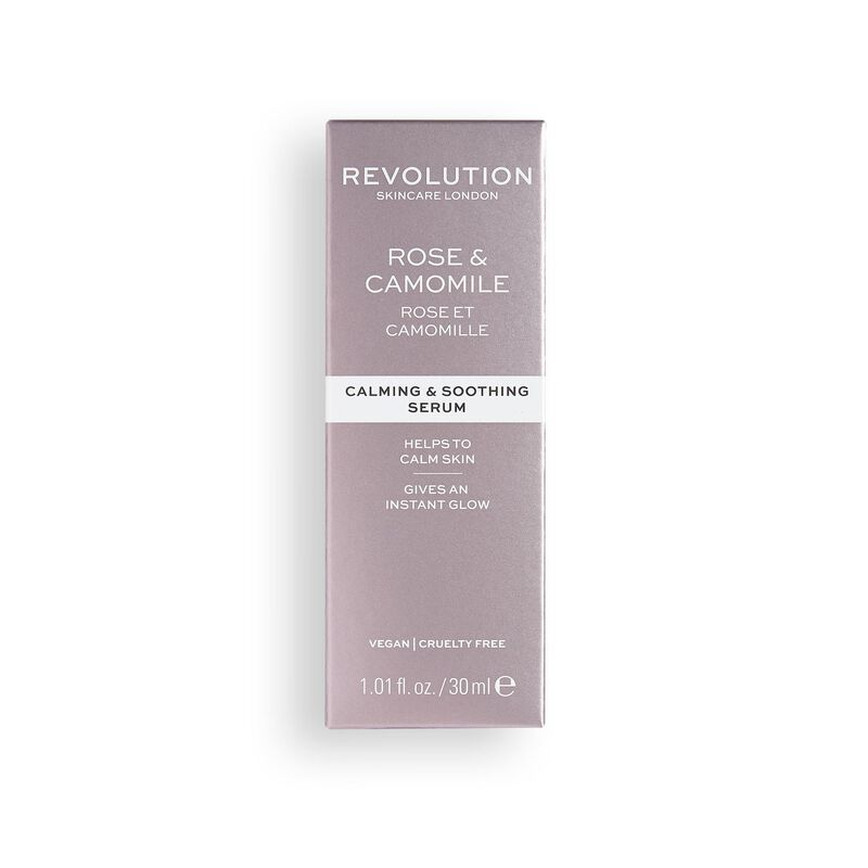 Rose & Camomile Serum