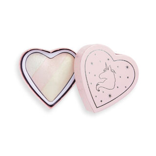 I Heart Revolution Unicorn Heart Glow Heart Highlighter