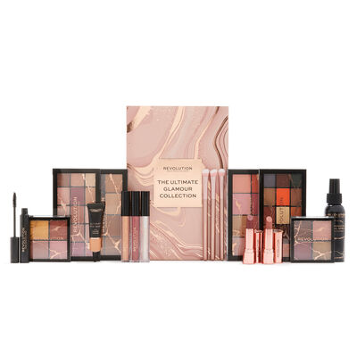 Makeup Revolution Ultimate Glamour Collection Gift Set