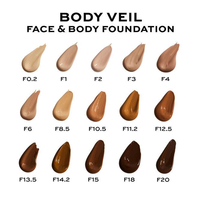 Makeup Revolution Body Veil Face & Body Foundation
