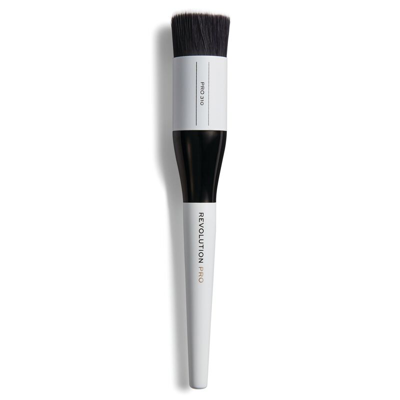310 Round Well Buffing Brush