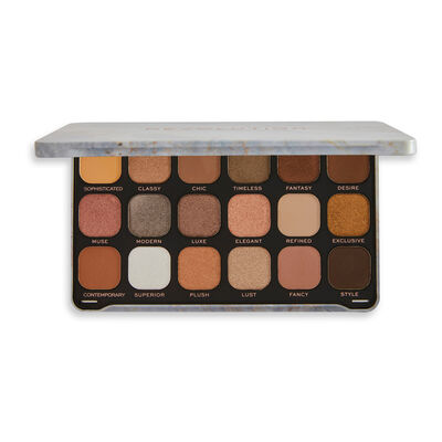 Makeup Revolution Forever Flawless Timeless Fantasy Eyeshadow Palette