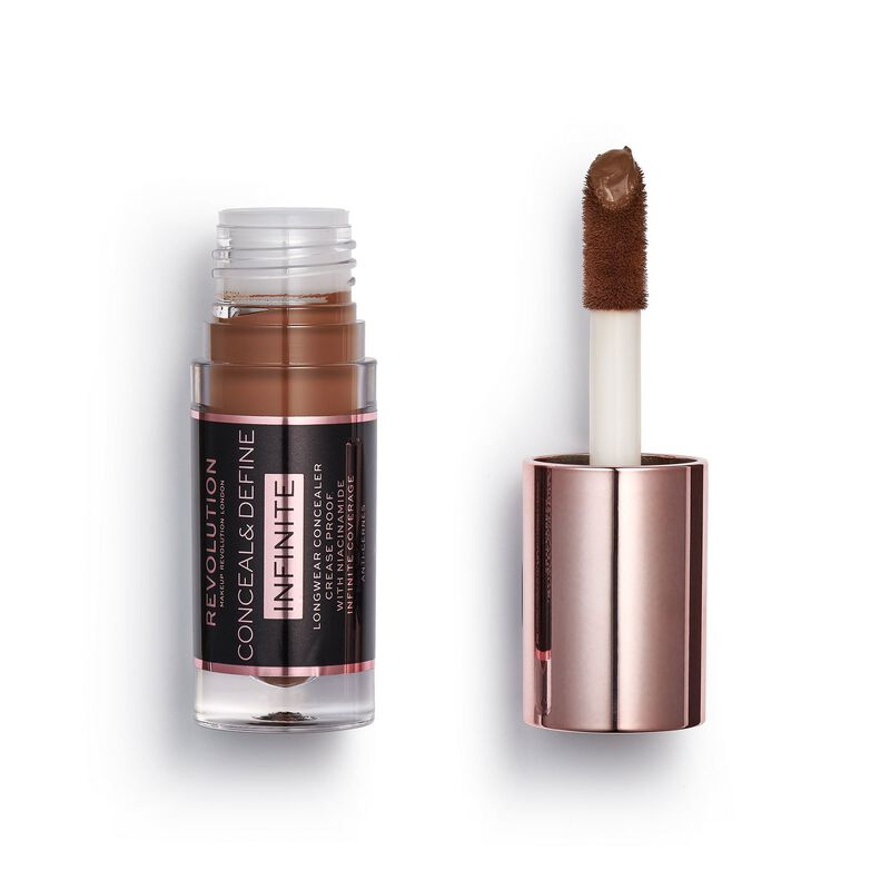 Makeup Revolution Conceal & Define Infinite Longwear Concealer (5ml) C17