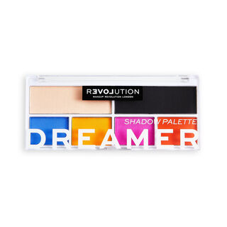 Relove by Revolution Colour Play Dreamer Eyeshadow Palette