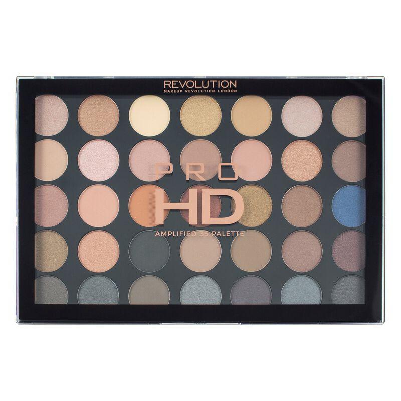 HD Amplified 35 Palette - Smoulder