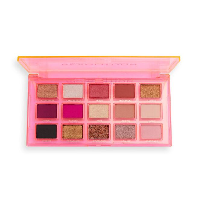 Makeup Revolution Reflective Eyeshadow Palette Sugar Ray