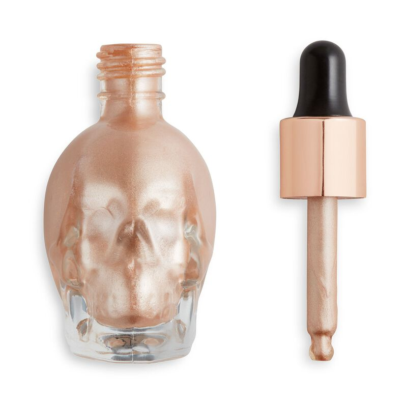 Halloween Skull Highlighter Creature of the Night