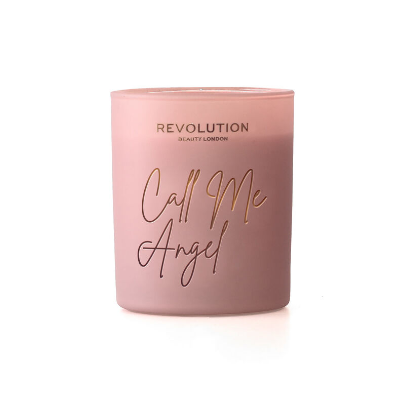 Revolution Call Me Angel Scented Candle