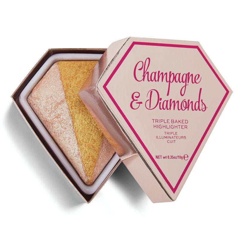 Diamond Champagne & Diamonds