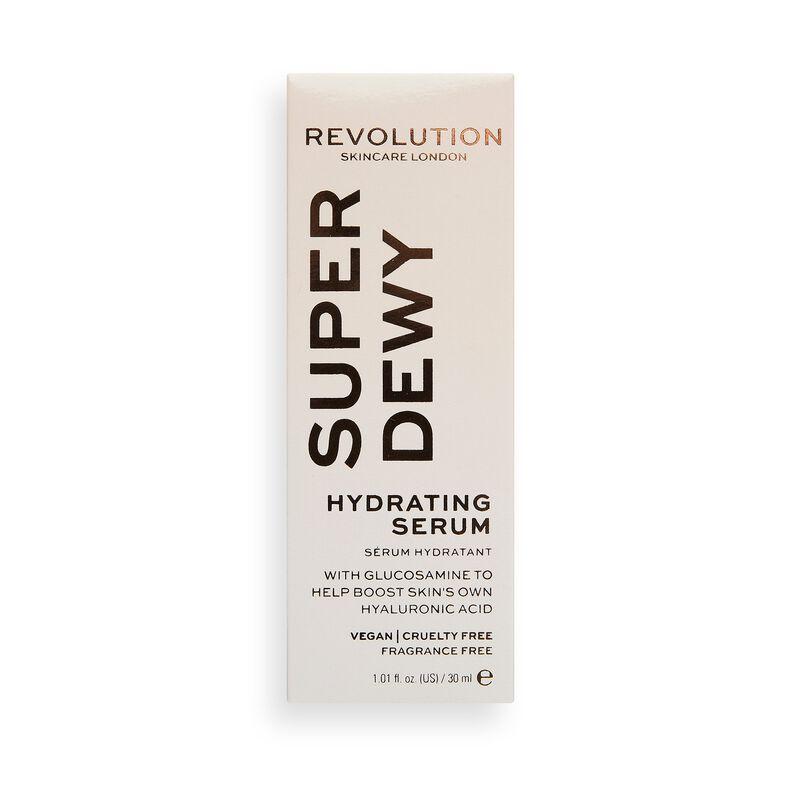 Revolution Skincare Superdewy Glucosamine Hydrating Serum