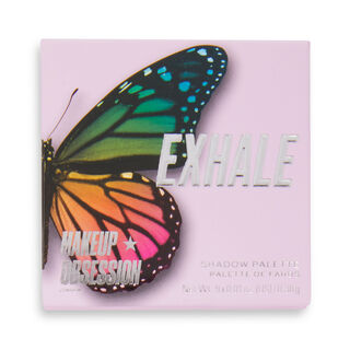 Makeup Obsession Exhale Eyeshadow Palette