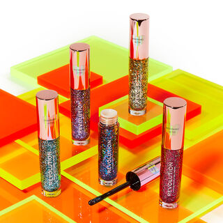Makeup Revolution Viva Glitter Body Gloss
