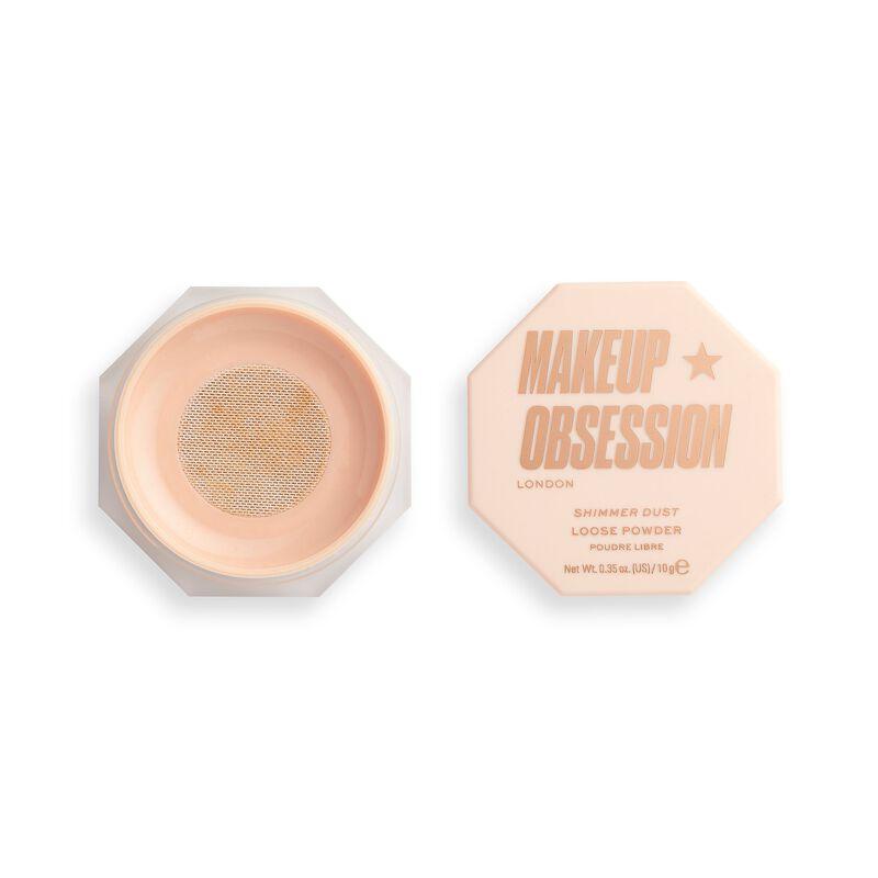 Makeup Obsession shimmer Dust Highlighter Golden Honey