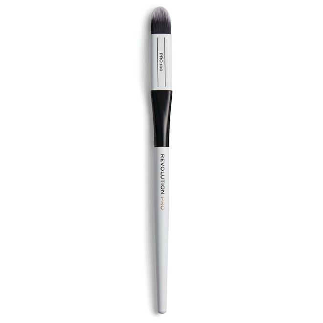 100 Small Pointed Flat Brush