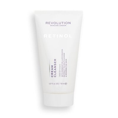 Revolution Skincare Retinol Smoothing Cream Cleanser